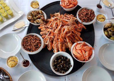 Hotel-La-Desirade-plateau fruits de mer-cuisine-restaurant