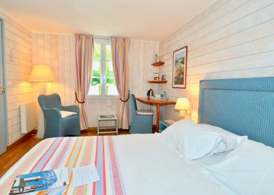 Coup de coeur-Hotel-La-Desirade- Bangor -chambre