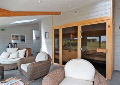 Hotel-La-Desirade-spa-espace bien être-sauna