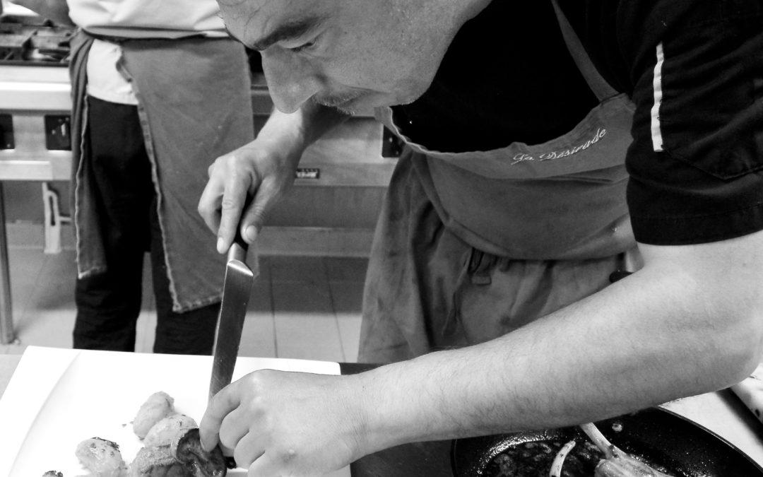 Une Recette de Pacôme…très locavore ! Carbonnade d'Agneau de Belle-Ile à la Bière Morgat et petits Légumes au Miel